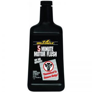 5 MINUTE MOTOR FLUSH
