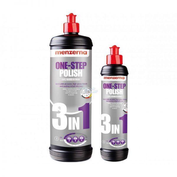 One step polish 3 en 1 - 250mlts